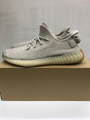 51c9546e90ab2 Men s Adidas Original Yeezy Boost 350 V2 Sesame Size 12 Kanye West Authentic