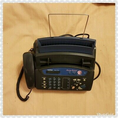 Stylish & Compact Brother Multifunction Phone With Fax And Answering Machine