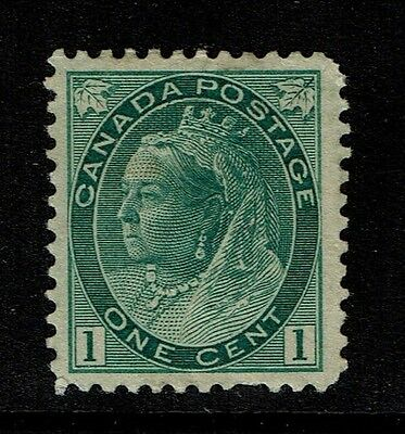 Canada SG# 152, Deep Green, Mint Hinged, multi Hinge Remnant - Lot 071617