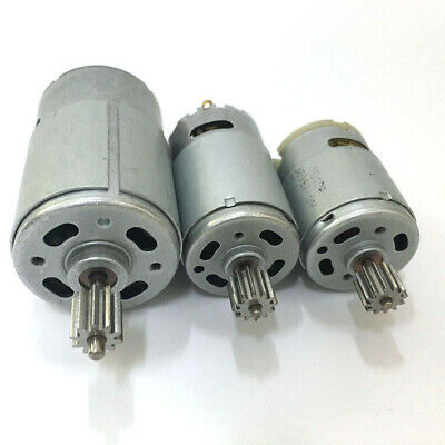 Silver RS380 Engine Motor Tone Metal Durable High Speed for RC1:16 All Type Car