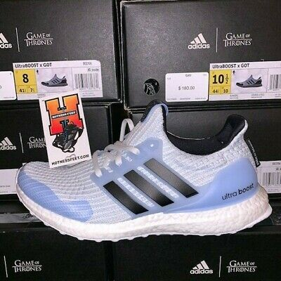 e7f6b389b7b75 2019 ADIDAS ULTRA BOOST GAME OF THRONES White Walkers EE3708 Men Sz 8-13