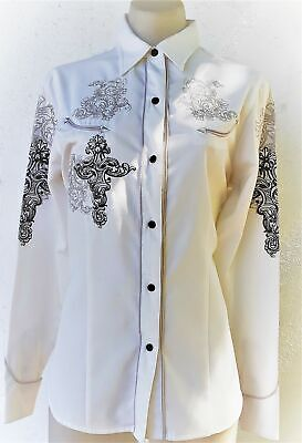 1970's Inspired Cowgirl shirt, USA, by 'Ropey', Size M