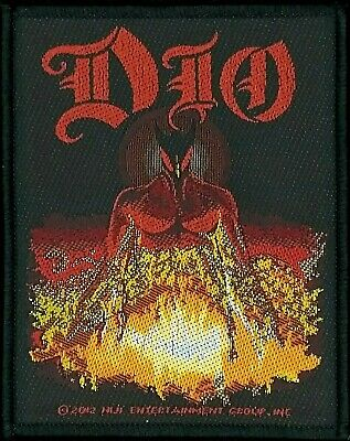 Dio - Last In Line Patch - metal band merch