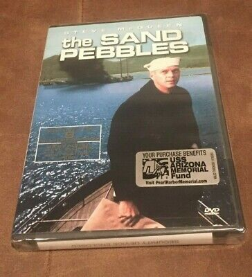 The Sand Pebbles (DVD) NEW