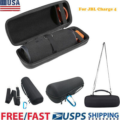 For JBL Charge 4 Speaker Hard Storage Case Cover Portable Carry Shoulder Bag USA