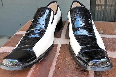 Patent Loafers by 'Tommy-B', size 40