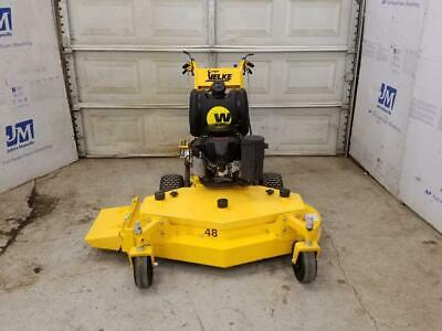 HUSQVARNA W448 WALK Behind Mower 48