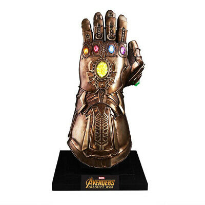MARVEL Avengers Infinity Thanos Infinity Gauntlet Life-Size 1/1 Replica Hot Toys