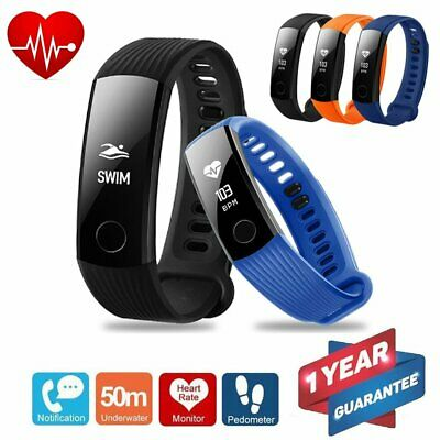 For Huawei Honor Band 3 Smart Watch Wristband Swimming Pedometer Fitness Tracker
