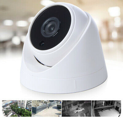 2MP 1080P HD TVL AHD CCTV Security Dome Camera 2.8mm Lens 20M Outdoor & Indoor