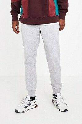 Lacoste Classic Grey Marl Fleece Track Pants - Brand New With Tags