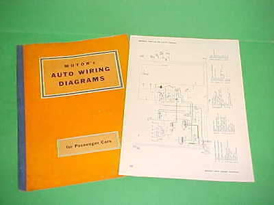 1941 1942 1946 1947 1948 (1949 1950 1951 1952 dodge convertible) wiring  diagrams