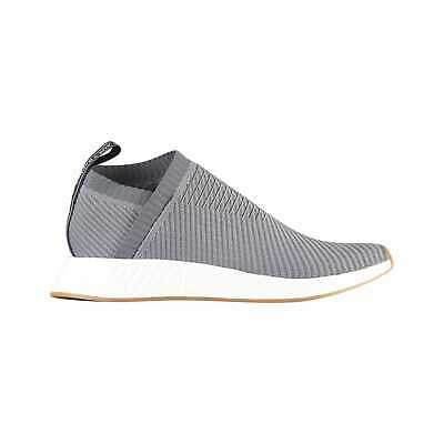 88bb278bd ADIDAS NMD CS2 PK Core Grey Shock Pink BA7187 City Sock Mens Sizes ...