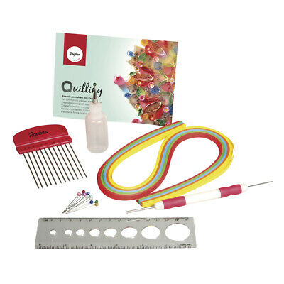 Rayher Quilling Starter Set