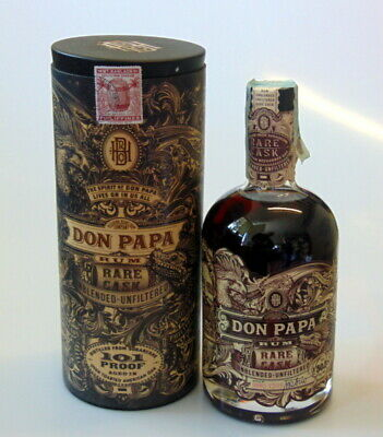 Rum Ron Don Papa Rare Cask Limited Edition Produce Of Philippines