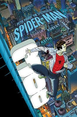 Peter Parker: Spectacular Spider-Man #300 Marvel Legacy Boarded. Free Uk P+P