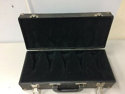 Tuba Mouthpiece Case - Holds 5 Mouthpieces