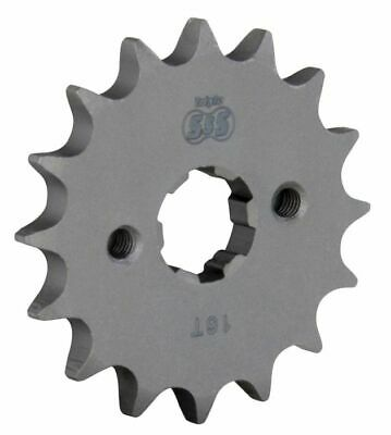 Triple-S Steel Front Sprocket 16 Teeth JTF1263-16 Yamaha YBR 125 ED 2005-2006