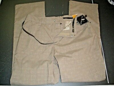 NEW Gloria Vanderbilt women's brown dress Pants size 10 stretch
