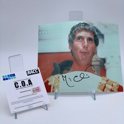 MICHAEL PALIN Signed 10x8 Photo THE LIFE OF BRIAN AFTAL OnlineCOA