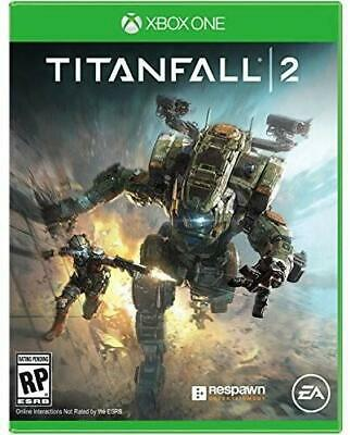 Xbox One Titanfall 2 with Nitro Scorch Pack