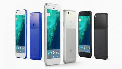 Google Pixel G-2PW4200 32GB Mobile Smartphone Black/Silver/Blue Unlocked