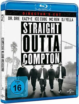 Straight Outta Compton - Director's Cut - Universal 8305757 - (Blu-ray Video /