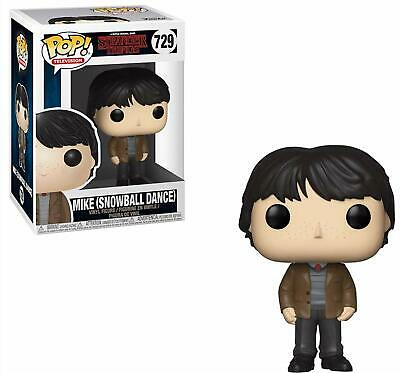 Funko POP Television Stranger Things Mike at Snowball Dance #729 Figure