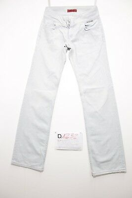Levis billy may (Cod. D1232) Tg.44  W30 L34 bootcut  jeans usato.