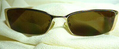 3cce1116c8d8d FURLA Womens SUNGLASSES MODEL SU 4082 COL.300 100% GENUINE tan and gold NICE