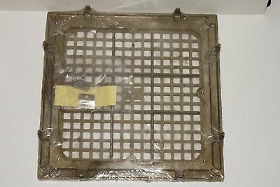 Jay R Smith 12 1/2 x 12 1/2  P/N 3140  Solid Brass Floor Drain Cover