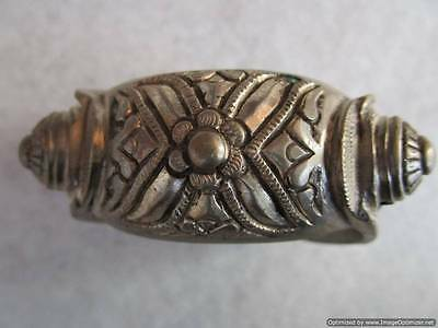 Very rare model old silver alloy bracelet early 18th century - 100% authentic!!!