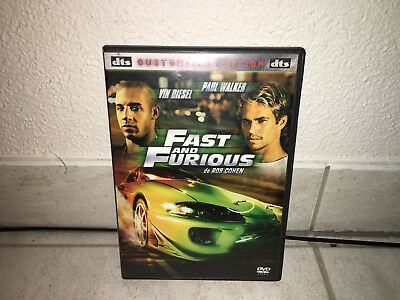 DVD Fast And Furious 1 Vin Diesel Bon Etat