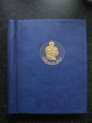 British Commonwealth 1937 Coronation Omnibus issue in special Album mounted mint