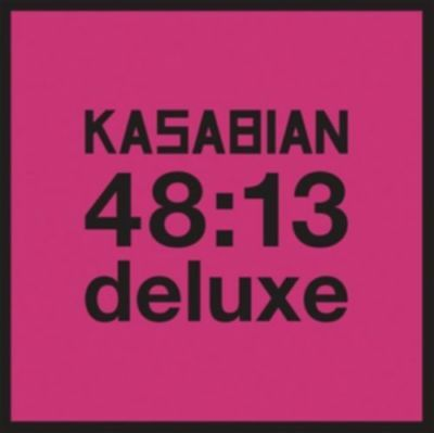 "Kasabian ""48:13 Deluxe"" CD/DVD ""Summer Solstice Live In Les Tah"" (New & Sealed)"