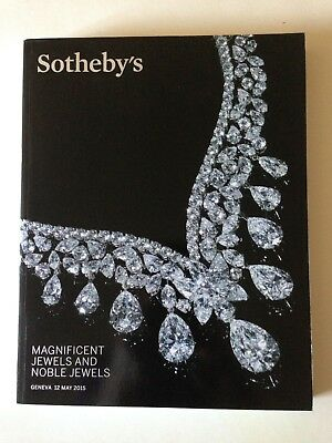 Sotheby's - Magnificent Jewels & Noble Jewels - Geneva - 12 May 2015