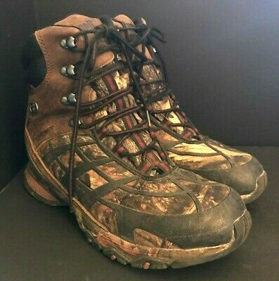 3934f670d88 WOLVERINE THINSULATE ULTRA Waterproof Camo Hunting Boots - Mens 9 M ...