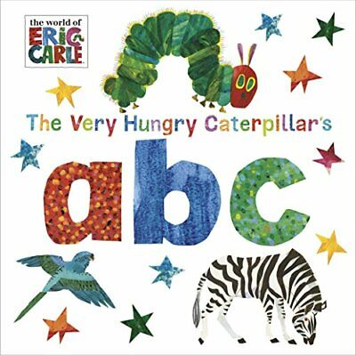 The Very Hungry Caterpillar�s abc, Carle, Eric, Used; Good Book