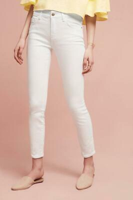 b8173c3665cc85 Nwot Anthropologie Pilcro And The Letterpress Script High Rise Skinny Jeans  28