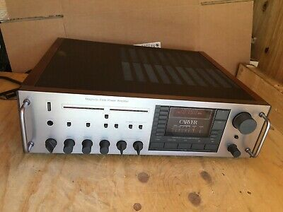 Carver Bey645 Magnetic Field Power Amplifier / Receiver