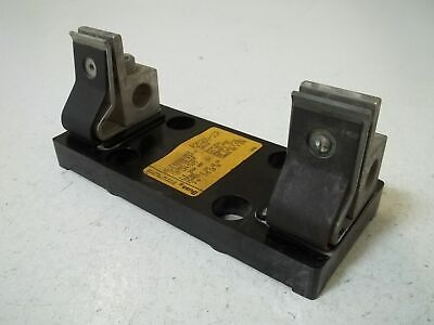 Buss R25200-1Cr Fuseholder *Used*
