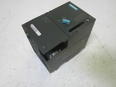 Siemens 6Es7 315-1Af02-0Ab0 Cpu Module 24Vdc *As Pictured* Used