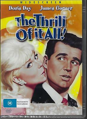 The Thrill of it All!  DVD ( Doris Day - James Garner ) New And Sealed
