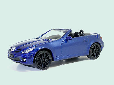 "MondoMotors 53205 Mercedes-Benz SLK55 AMG ""Blu""- METAL Scala 1:43"