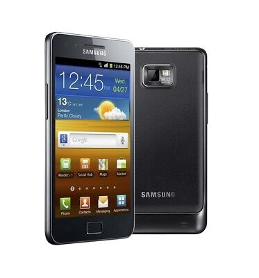 Samsung Galaxy S2 in Black Handy Dummy Attrappe - Requisit, Deko, Werbung