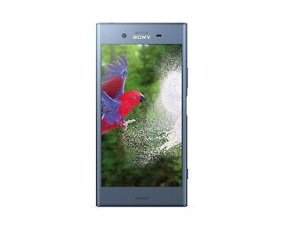 Sony XPERIA XZ1 in Moonlit Blue Handy Dummy Attrappe - Requisit, Deko, Muster