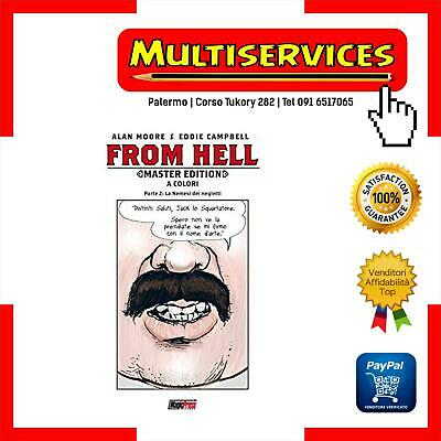 9788869135163 From Hell: Master Edition Vol.2 - Moore, Alan