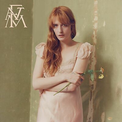 FLORENCE AND THE MACHINE HIGH AS HOPE CD 2018 Official Album - UK Stock