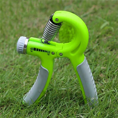 Adjustable Hand Grip Power Exerciser 10-40 KGS Wrist Training Strength Gripper