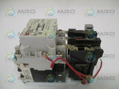 Cutler Hammer A200M1Cac Motor Control Starter * Used *